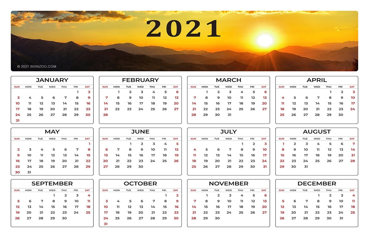 2021 Calendar Printable 11X17 Planner Template within Free Printable 11X17 Monthly Calendar
