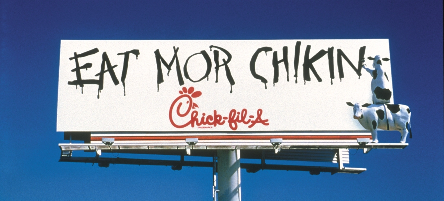 20Th Anniversary Of The Eat Mor Chikin Cow Campaign | Chick in Chick Fil A 2020 Calendar