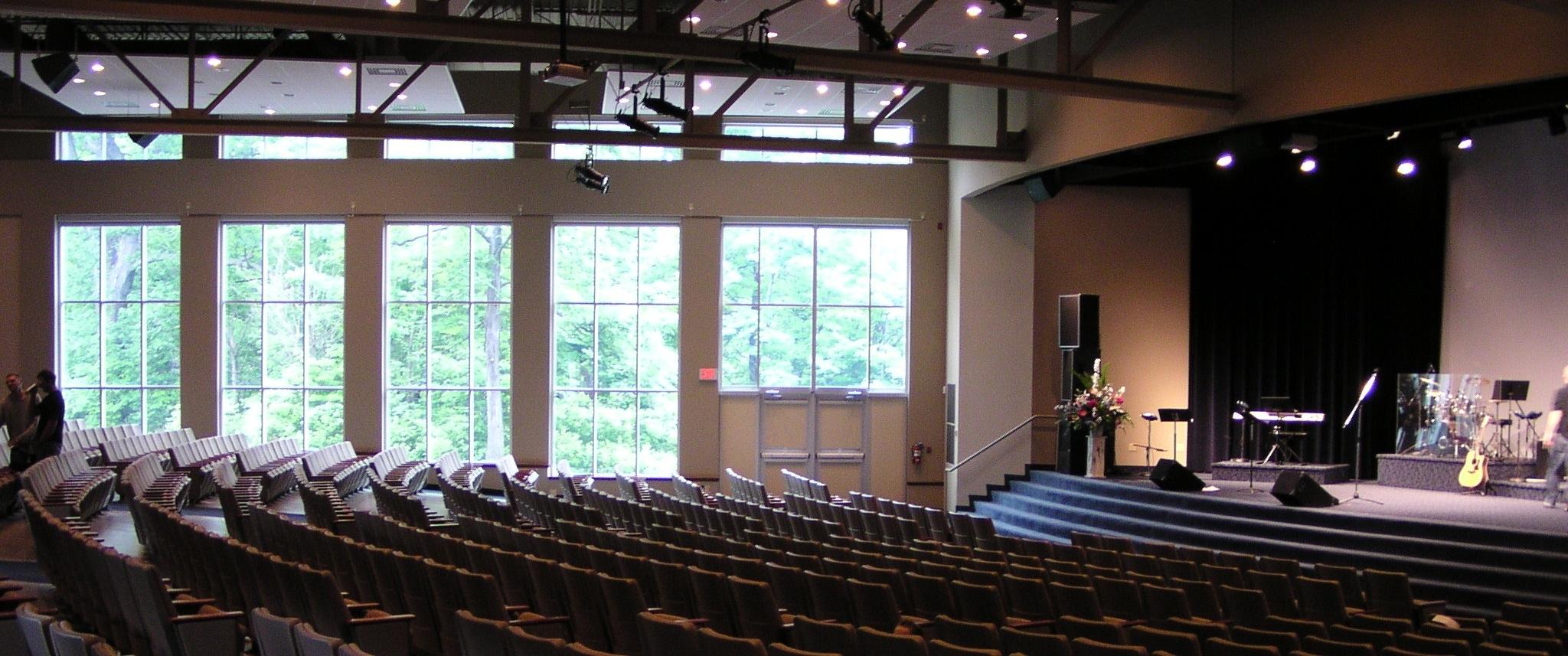 21St Century Churches: 5 Ways To Arrange Your Church
