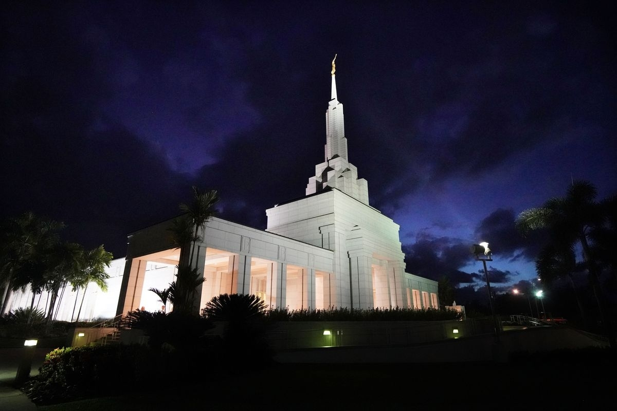 4 Latter-Day Saint Temples Will Reopen In Phase 3: Tonga