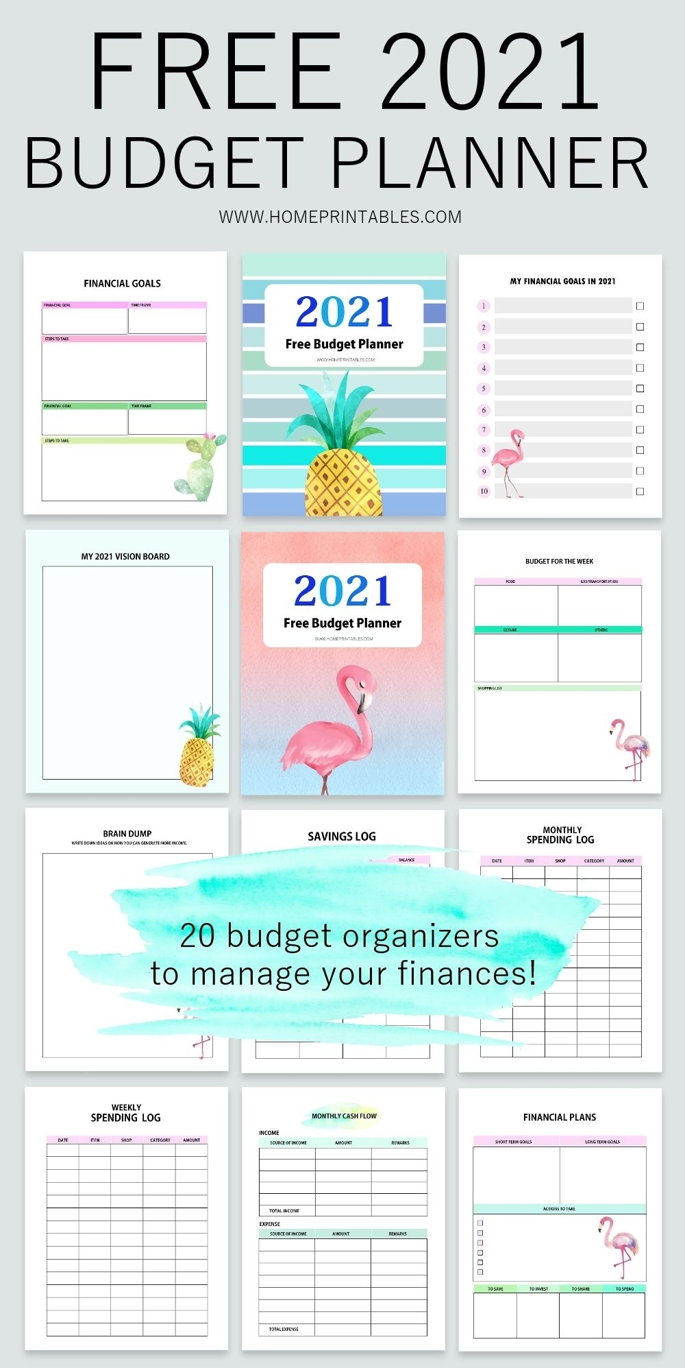 500+ *Ultimate Free Printables Collection* Ideas In 2020