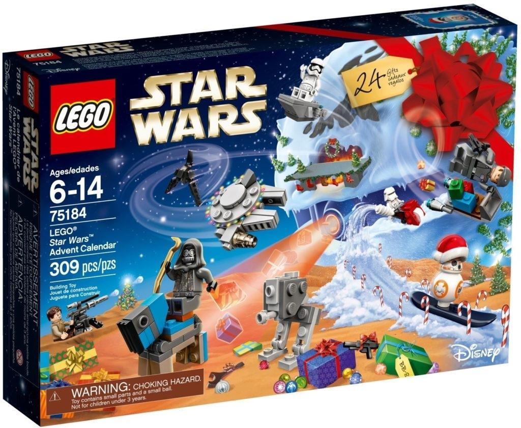 75184 Star Wars Advent Calendar Review - Bricktasticblog