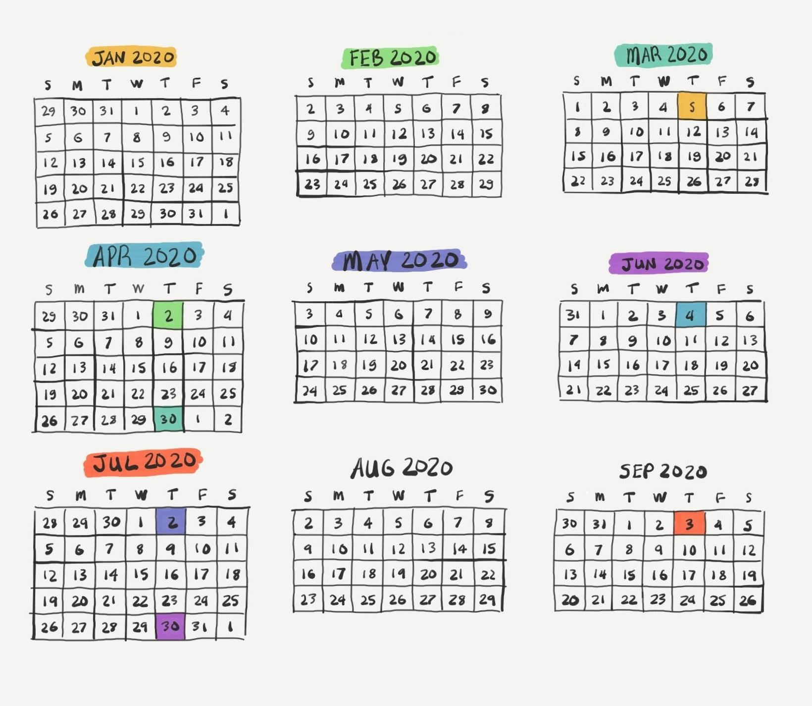 Apple'S 2020 Fiscal Calendar And Payment Dates – Revenuecat