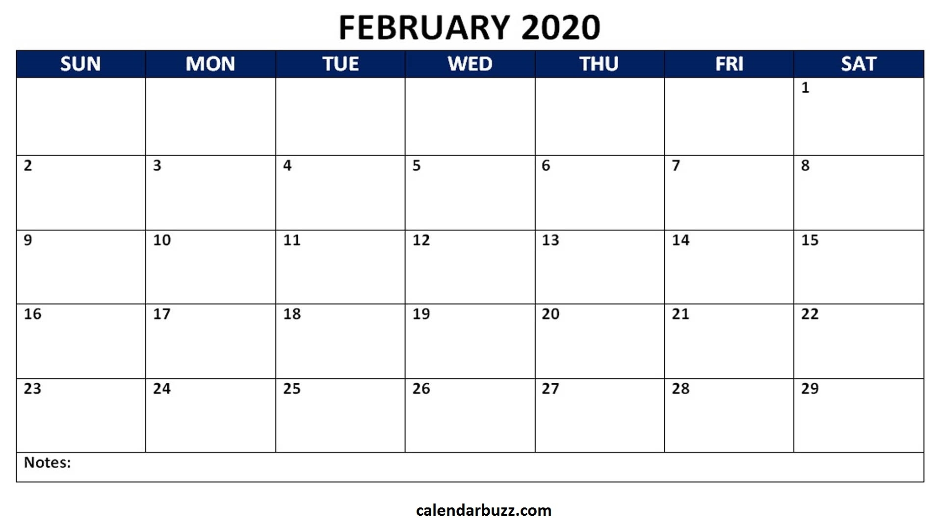 Blank 2020 Calendar Printable Monthly Word Templates throughout 2020 Calendar Printable Free Word Monthly