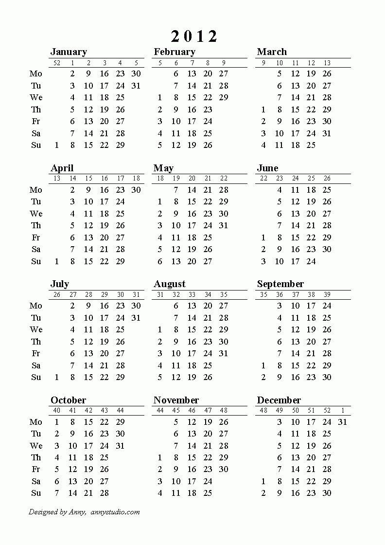 Calendar Week Numbers Financial Year In 2020 | Calendar With