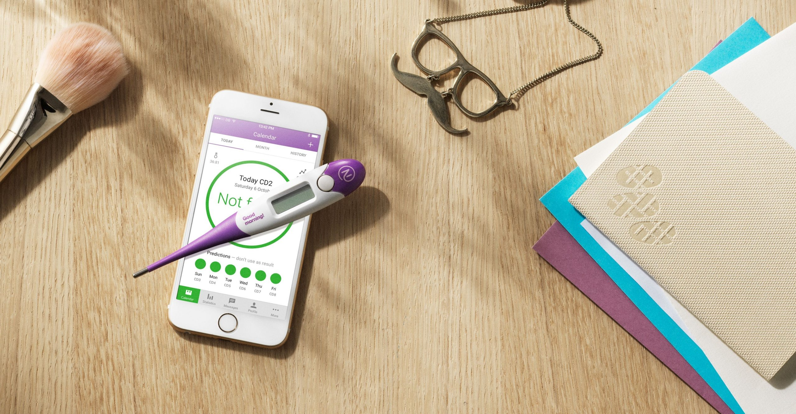 Can An App Replace Your Birth Control? For Most People, The