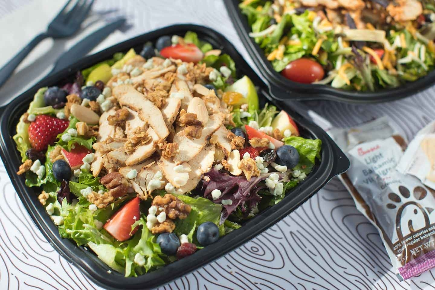 Can You Guess The Most Popular Chick-Fil-A Salad? | Chick-Fil-A inside Will Chick Fi La Do The Calendar In 2020