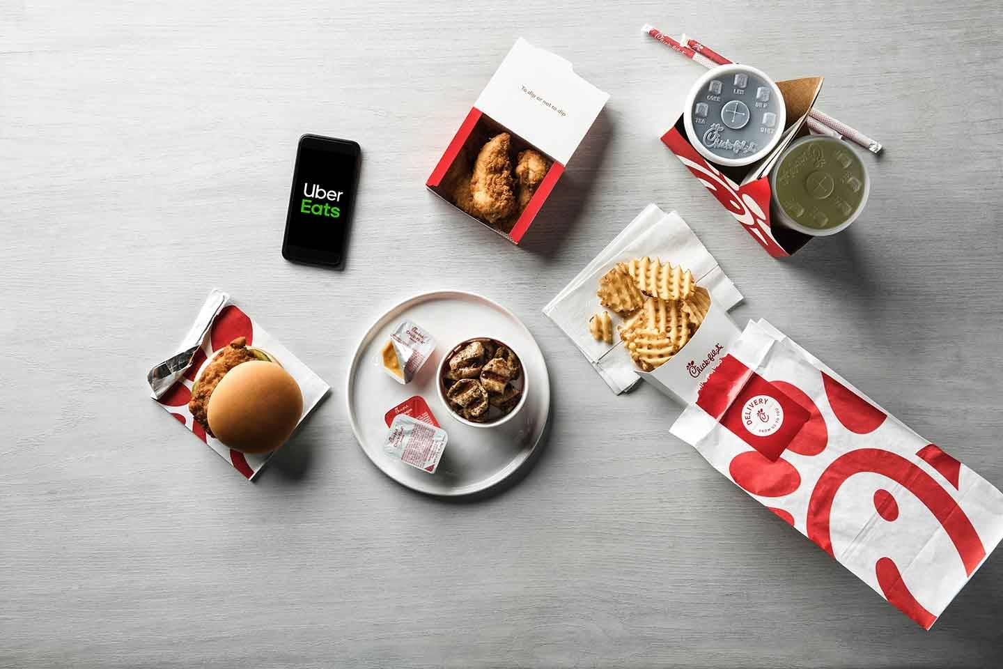 Chick-Fil-A Announces Nationwide Delivery Partnership With