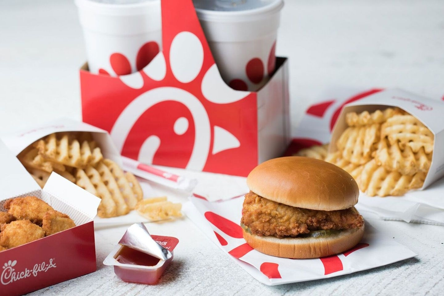 Chick-Fil-A Announces Nationwide Delivery Service, Partners