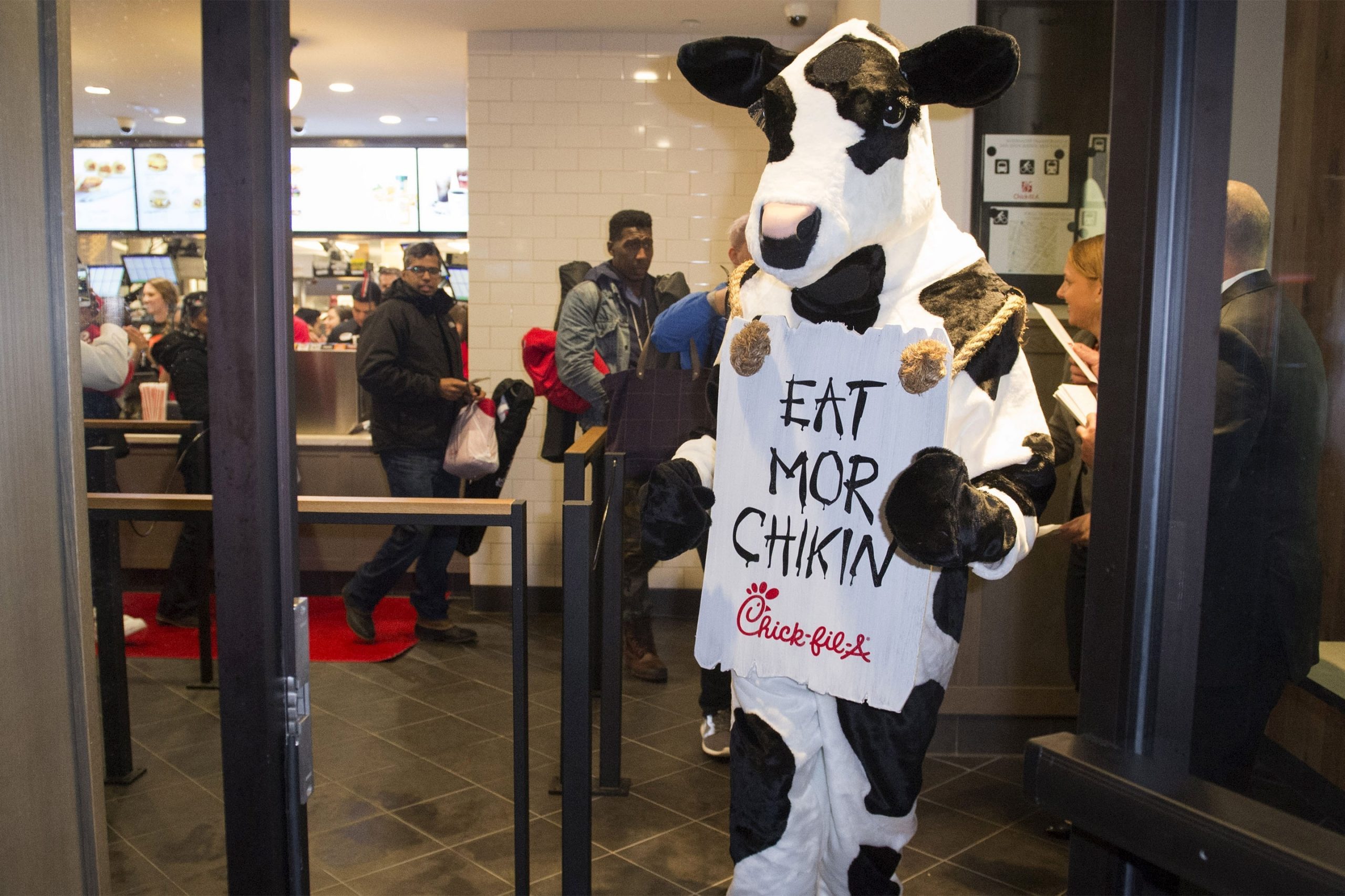 Chick-Fil-A Faces Backlash After Dropping The Cow Calendar with regard to Will Chick Fil A Sell Calendars In 2020