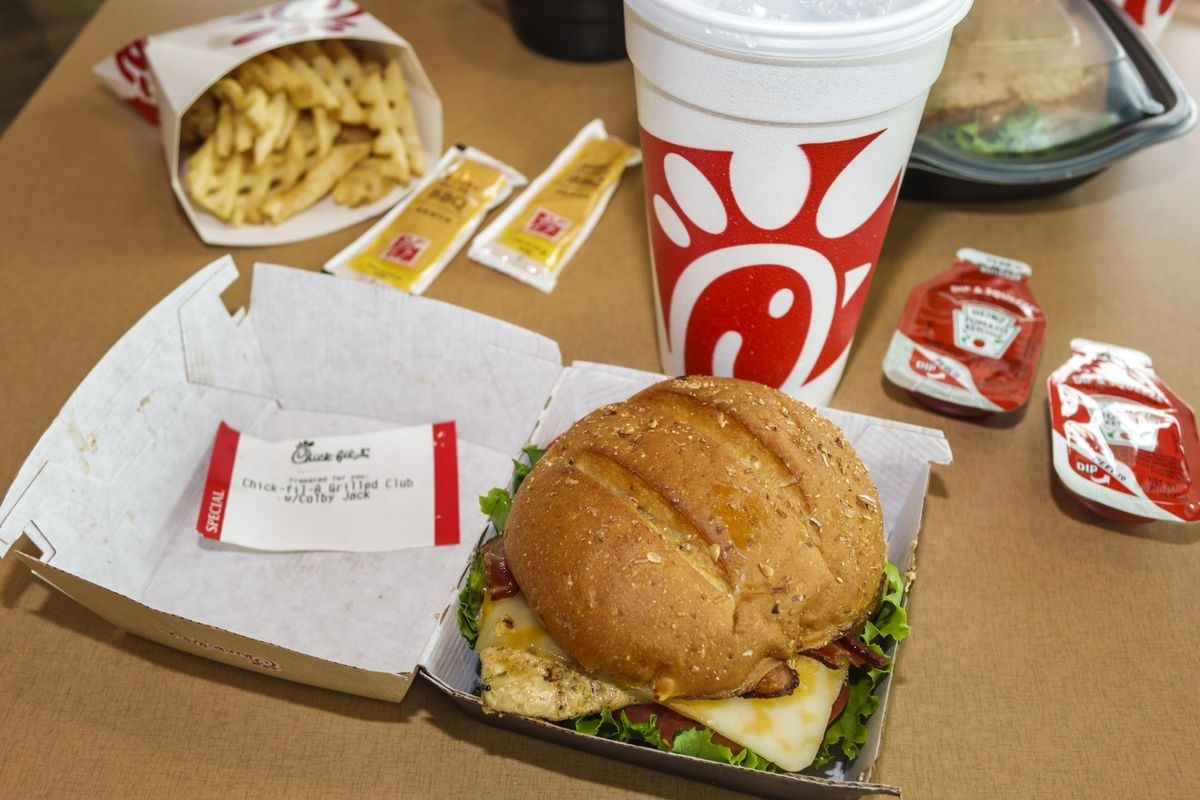 Chick-Fil-A Gets Grilledboth Sides In Lgbt Funding Flap