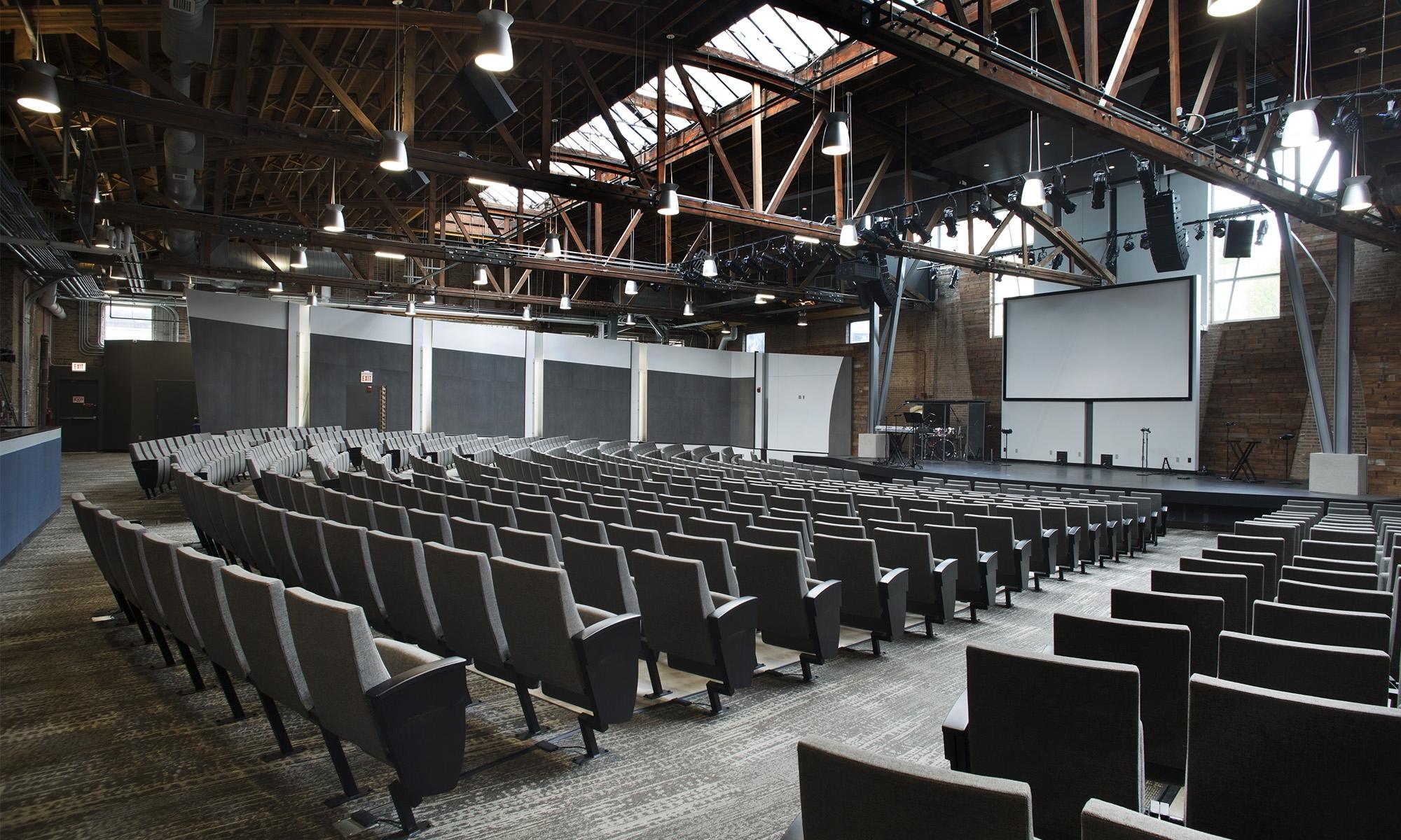 Church Seating Manufacturer