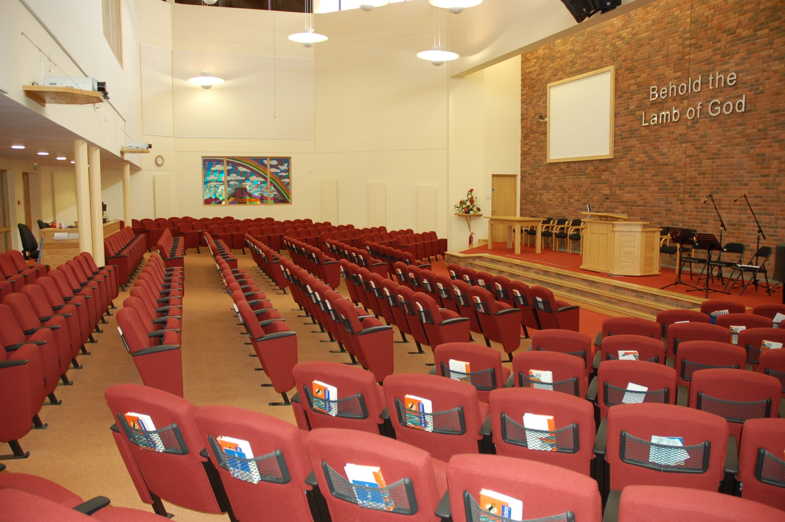 Church Seating Solutions - Theatre & Auditorium Seats For