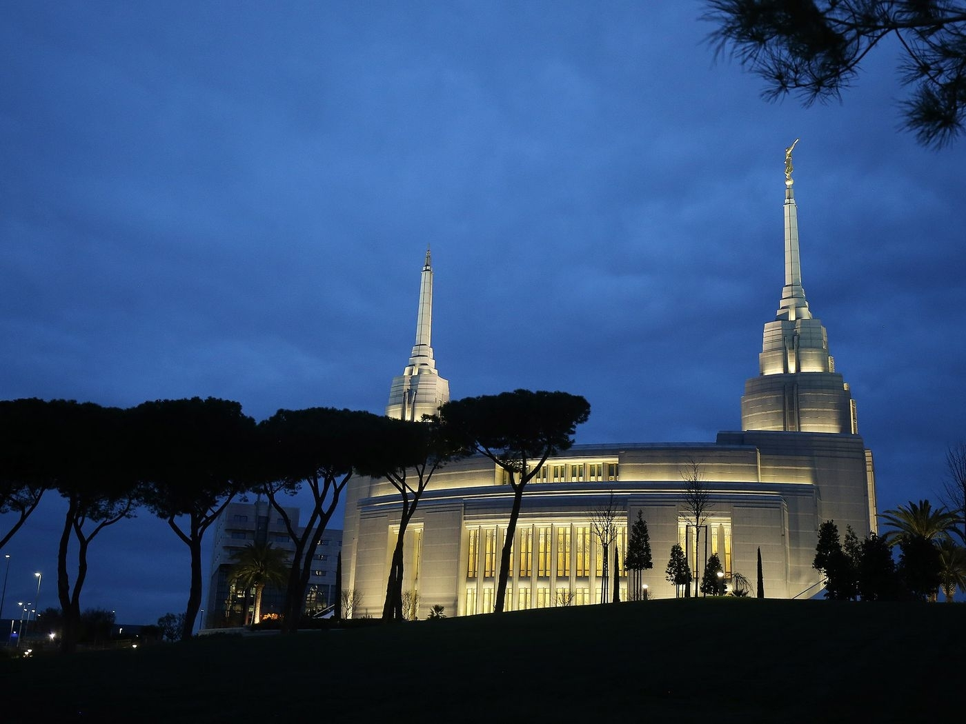 Coronavirus: Church Will Close Rome Temple, Cancels Seattle