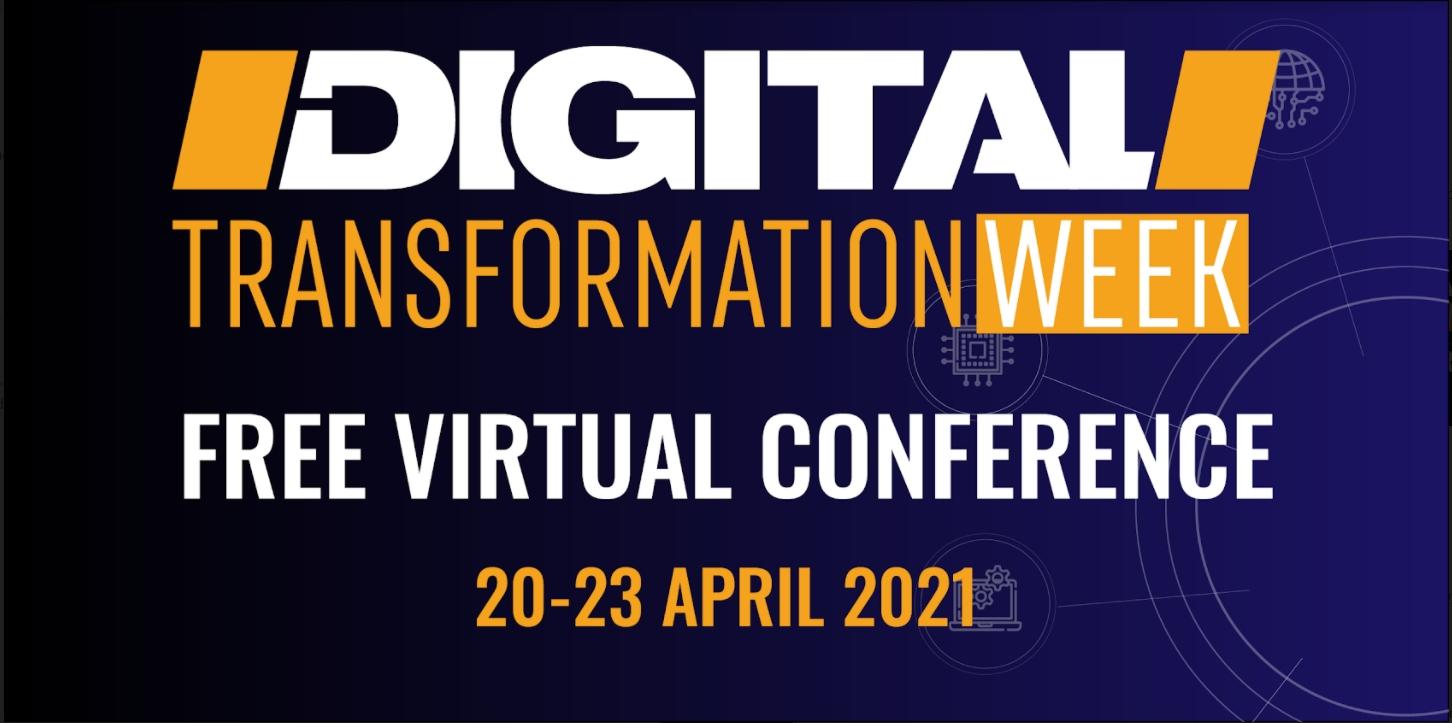 Digital Transformation Week 2021 - 20-23 April - Telecoms