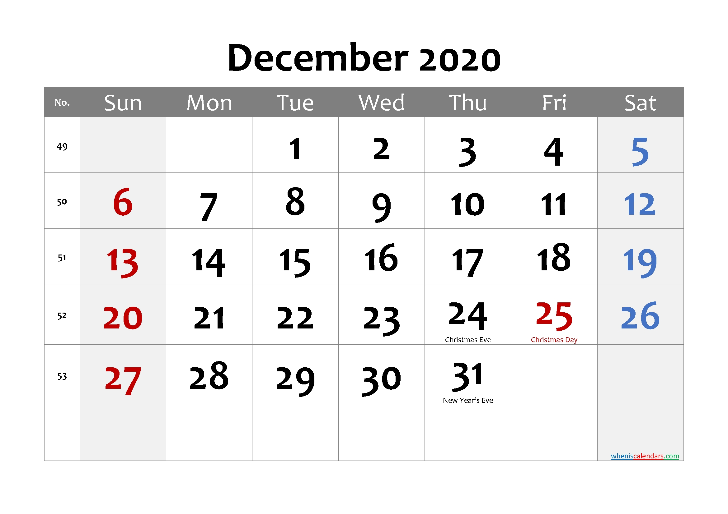 Fact Of 12 Months Of The Year And Download 2020 Printable