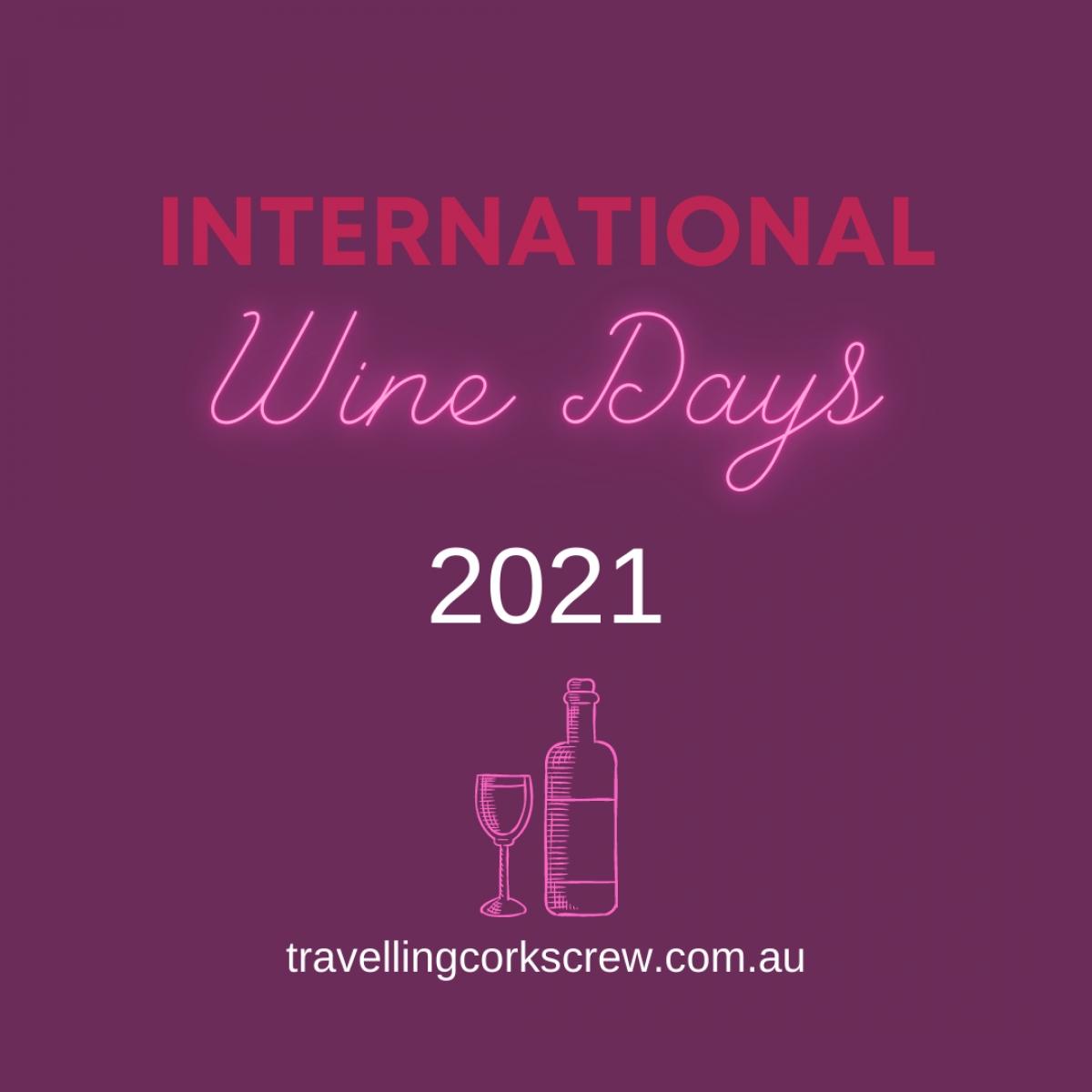 Full List Of Wine Holidays For 2021 | Travelling Corkscrew