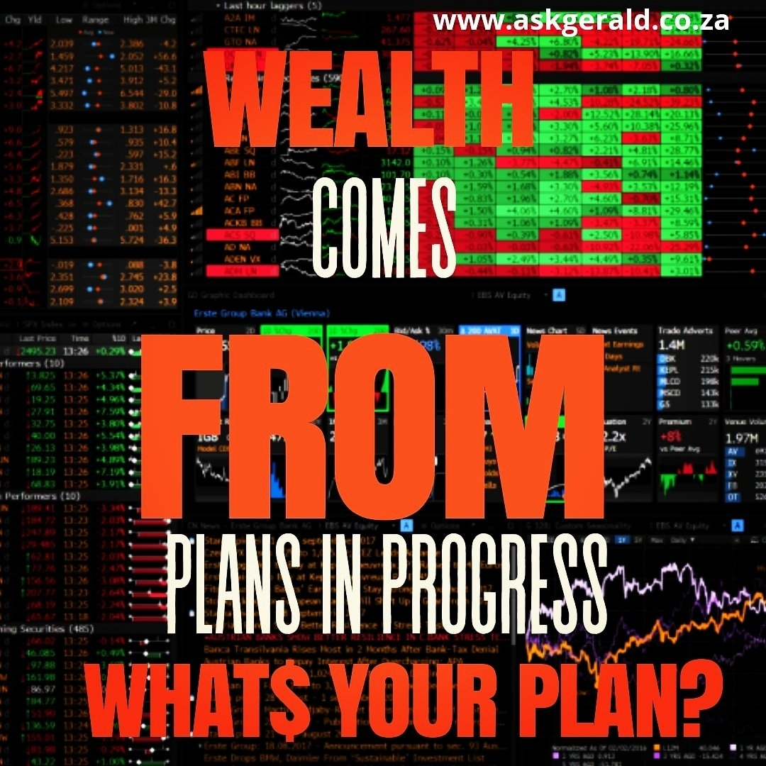 "Gerald Mwandiambira Cfp® On Twitter: ""Financial Planning"