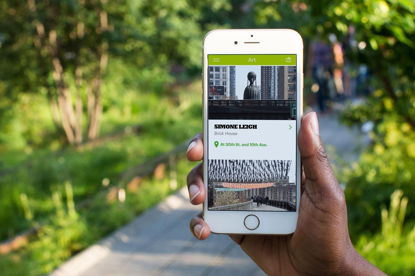 High Line App | The High Line