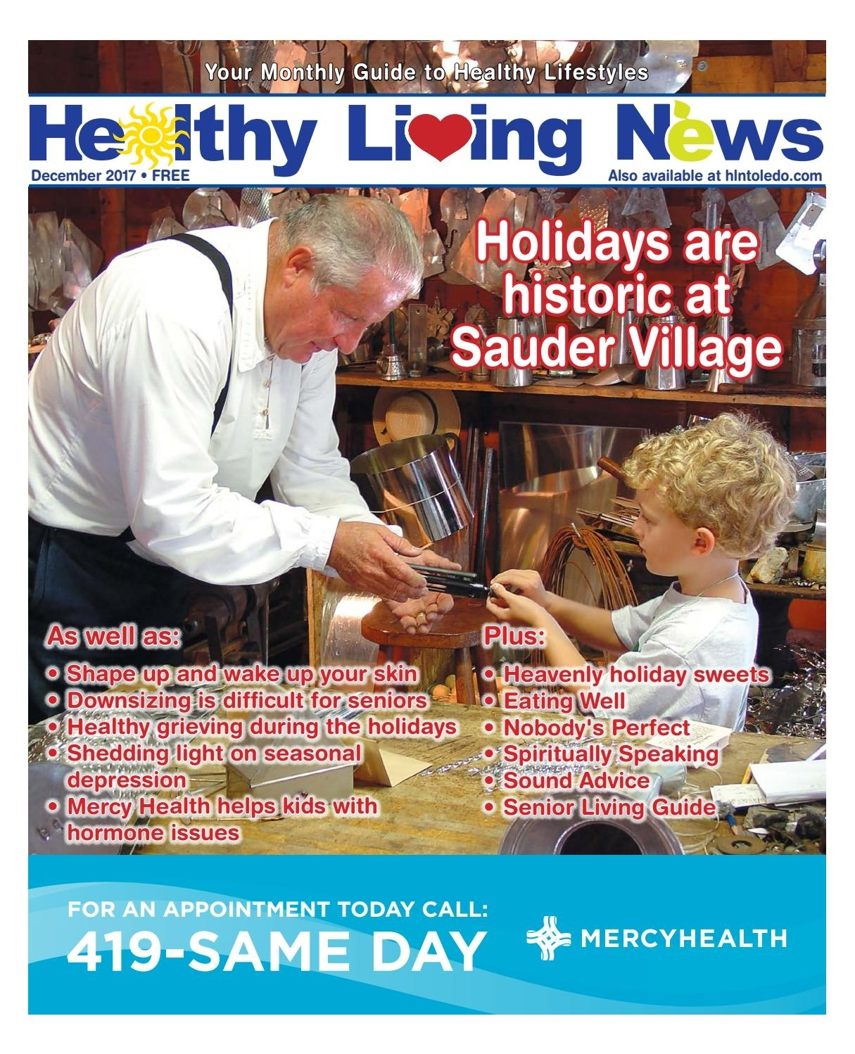 Hln December 2017Healthy Living News - Issuu