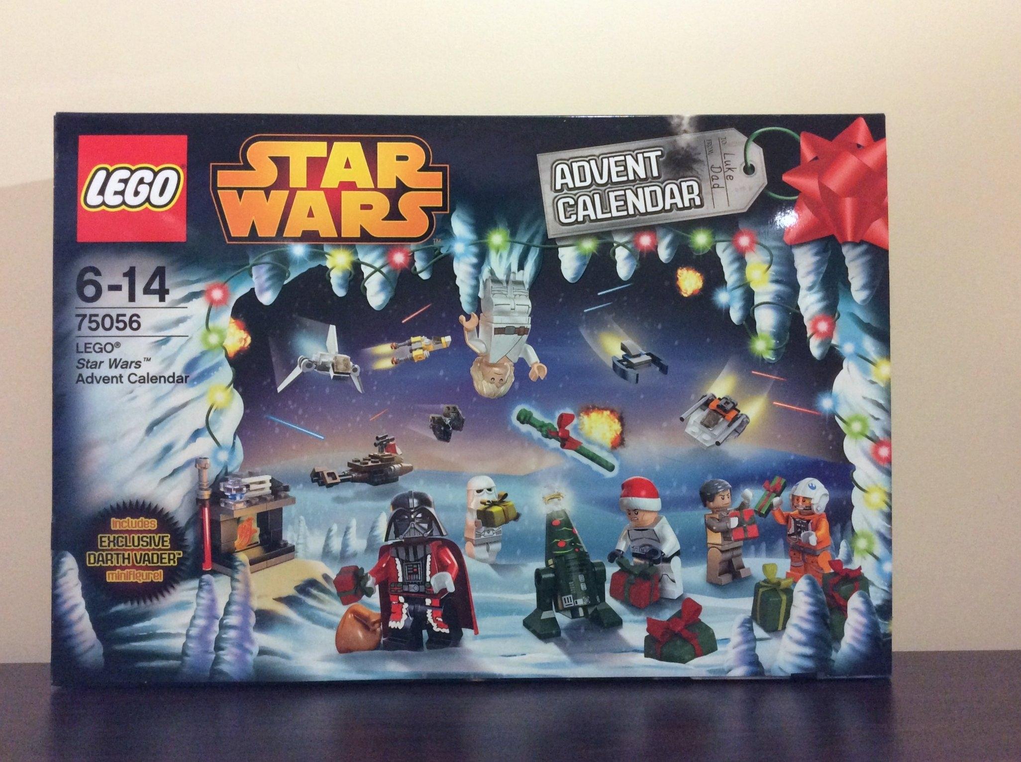 Lego Star Wars Advent Calendar 2014 - Jay'S Brick Blog
