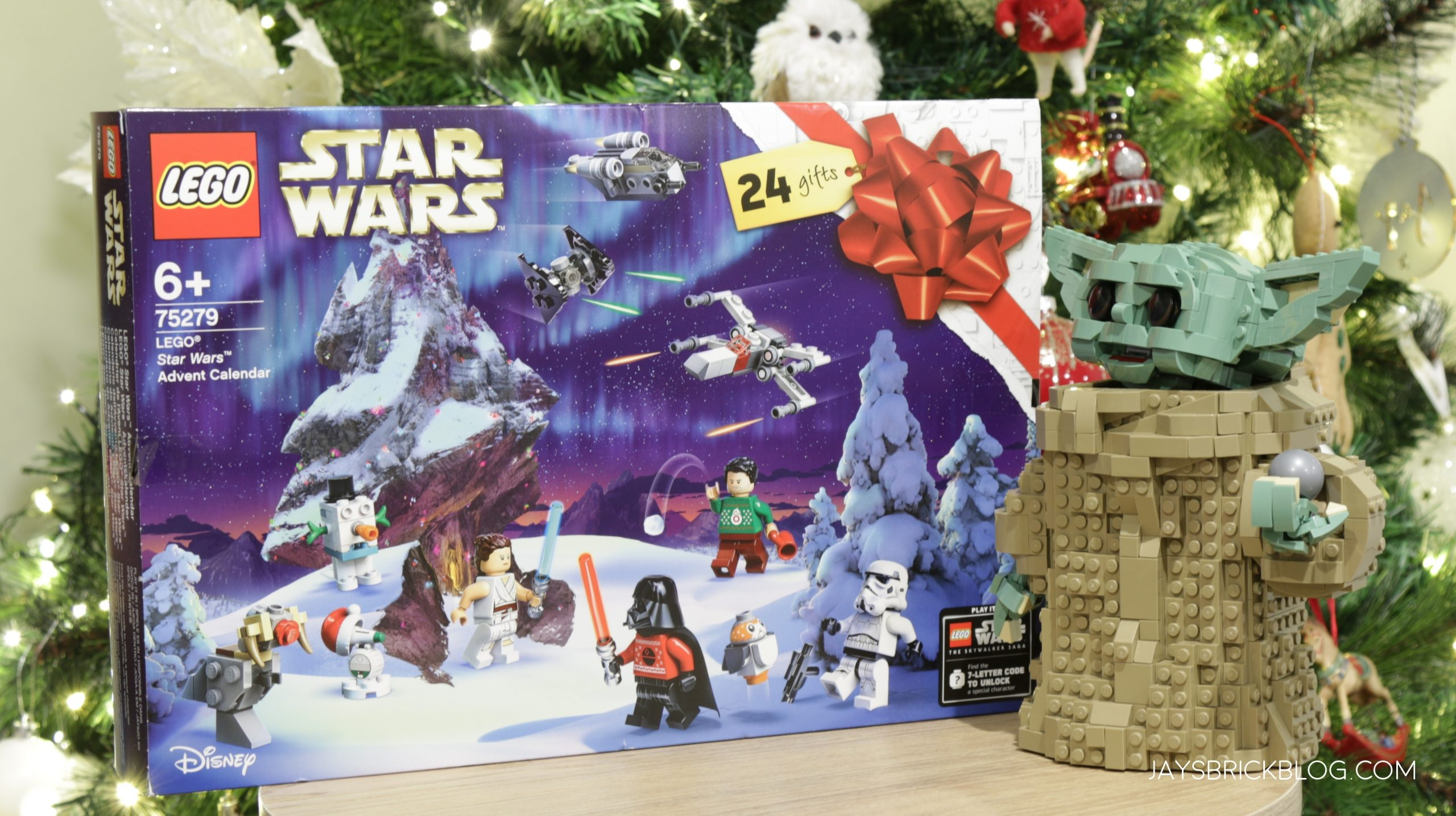 Lego Star Wars Advent Calendar 2020 - Daily Countdown
