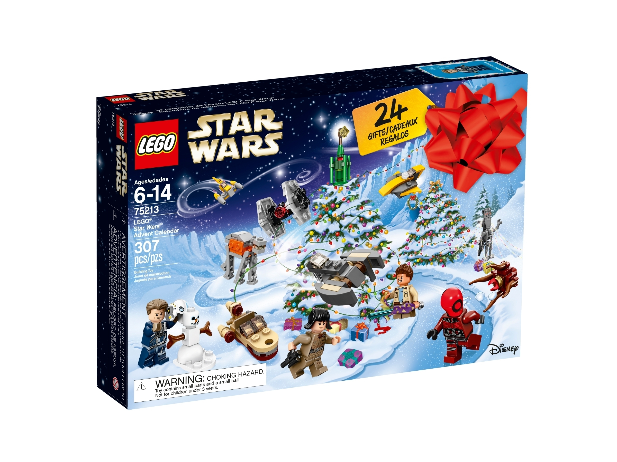 Lego® Star Wars™ Advent Calendar pertaining to Lego Star Wars Callendar 2019