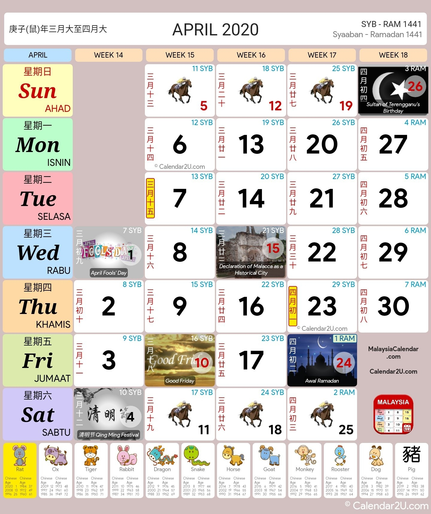 Lumba Kuda Calendar 2020 | Calendar For Planning with Calendar 2020 Free Printable Kuda