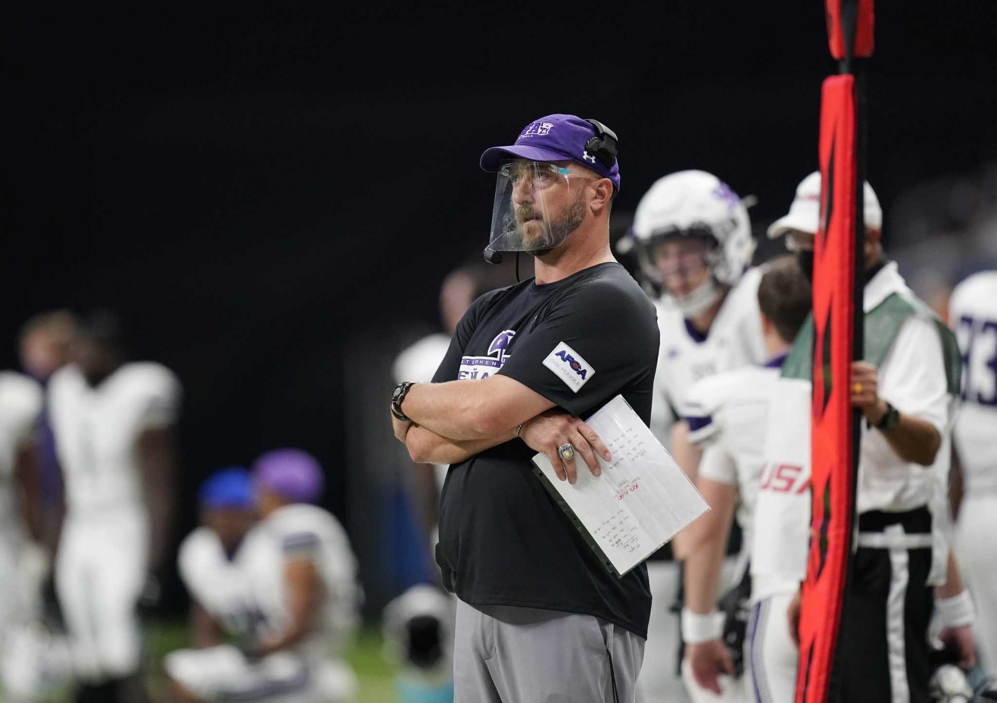 Need A Football Game? Call Stephen F. Austin intended for Stephen F Austin Spring 2020