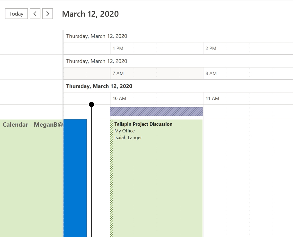 Outlook'S Calendar Gets A Refresh