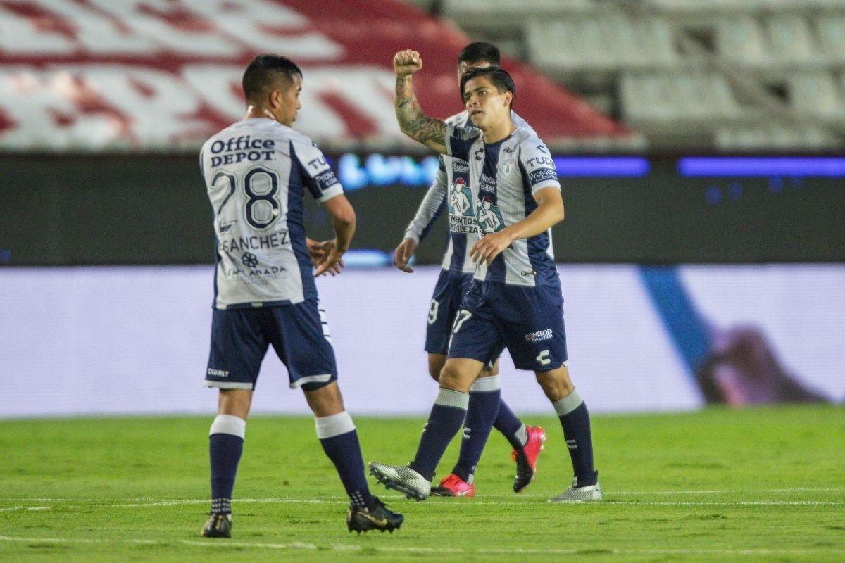 Pachuca Vence A Mazatlán En El Mejor Juego De Este