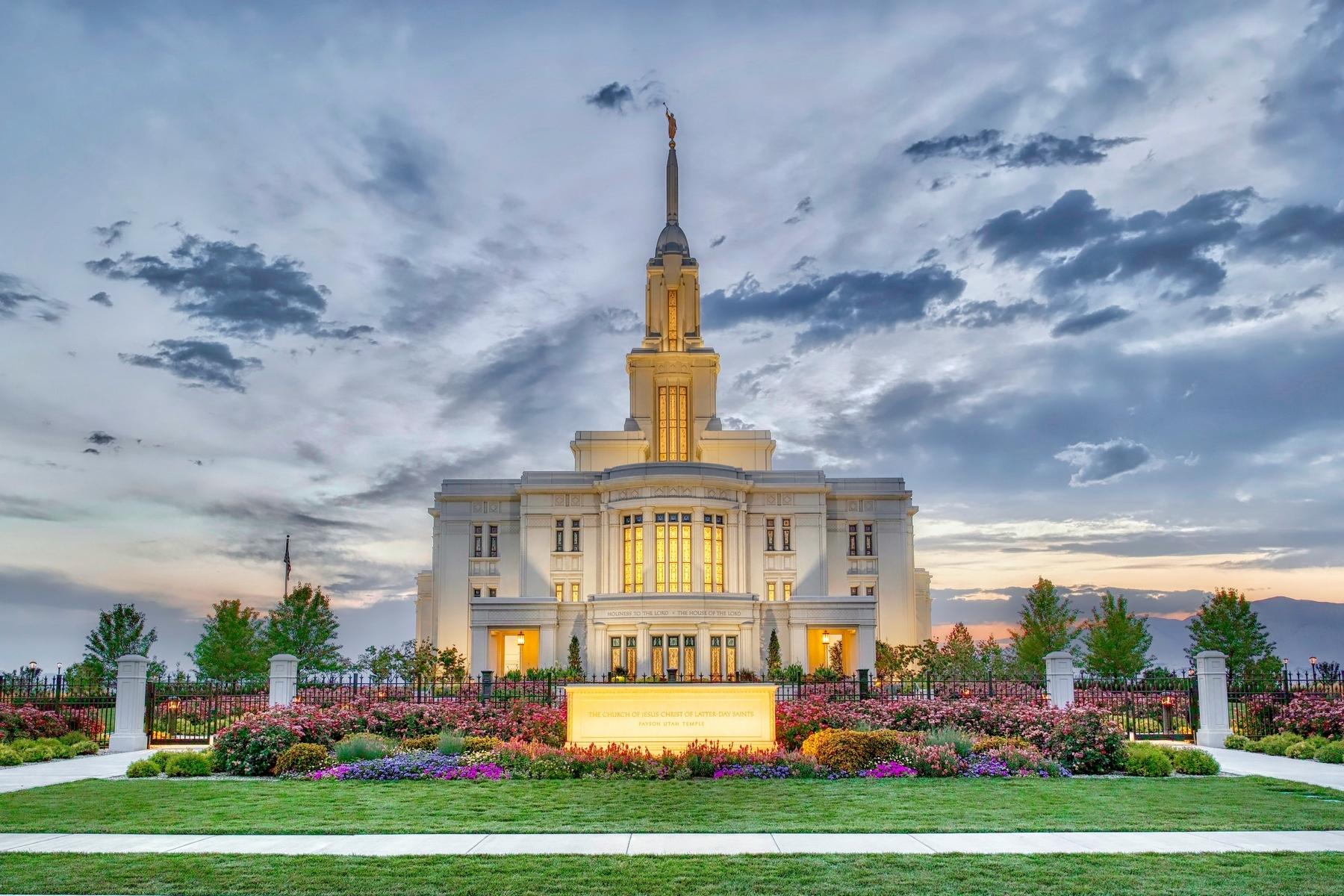 Payson Utah Temple | Churchofjesuschristtemples