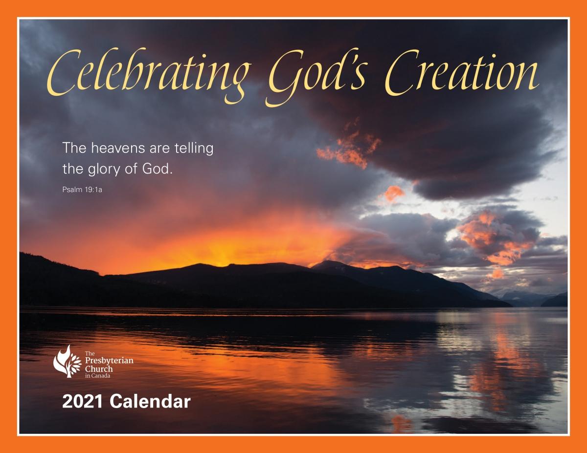 Pcc Wall Calendar | The Presbyterian Church In Canada inside Printable Presbyterian 2020 Liturgical Color Calendar
