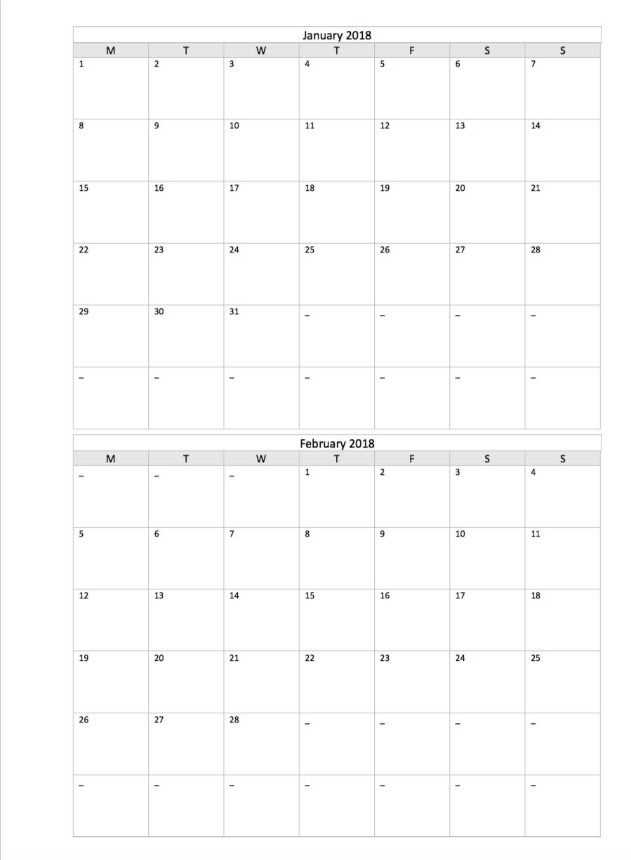 Philofaxy: Diaries 2020 inside Print Pocket Size Calendar For 2020