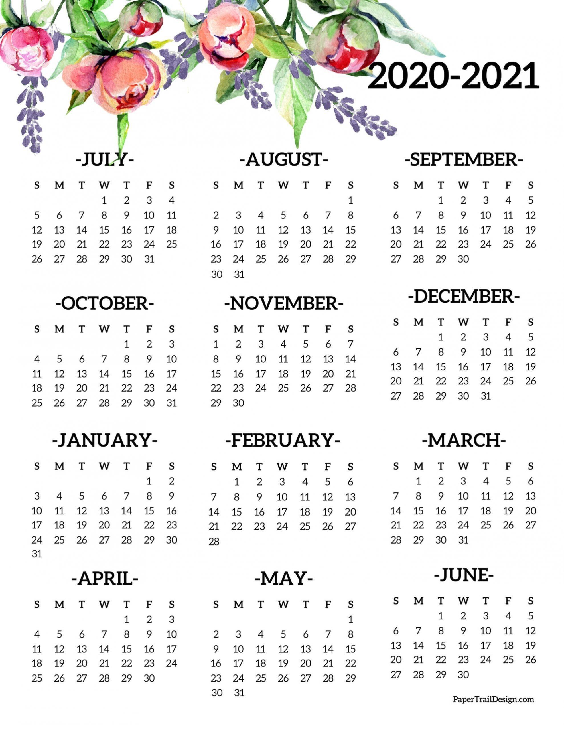 Pin On Εικόνες pertaining to Year At A Glance 2020 Calendar