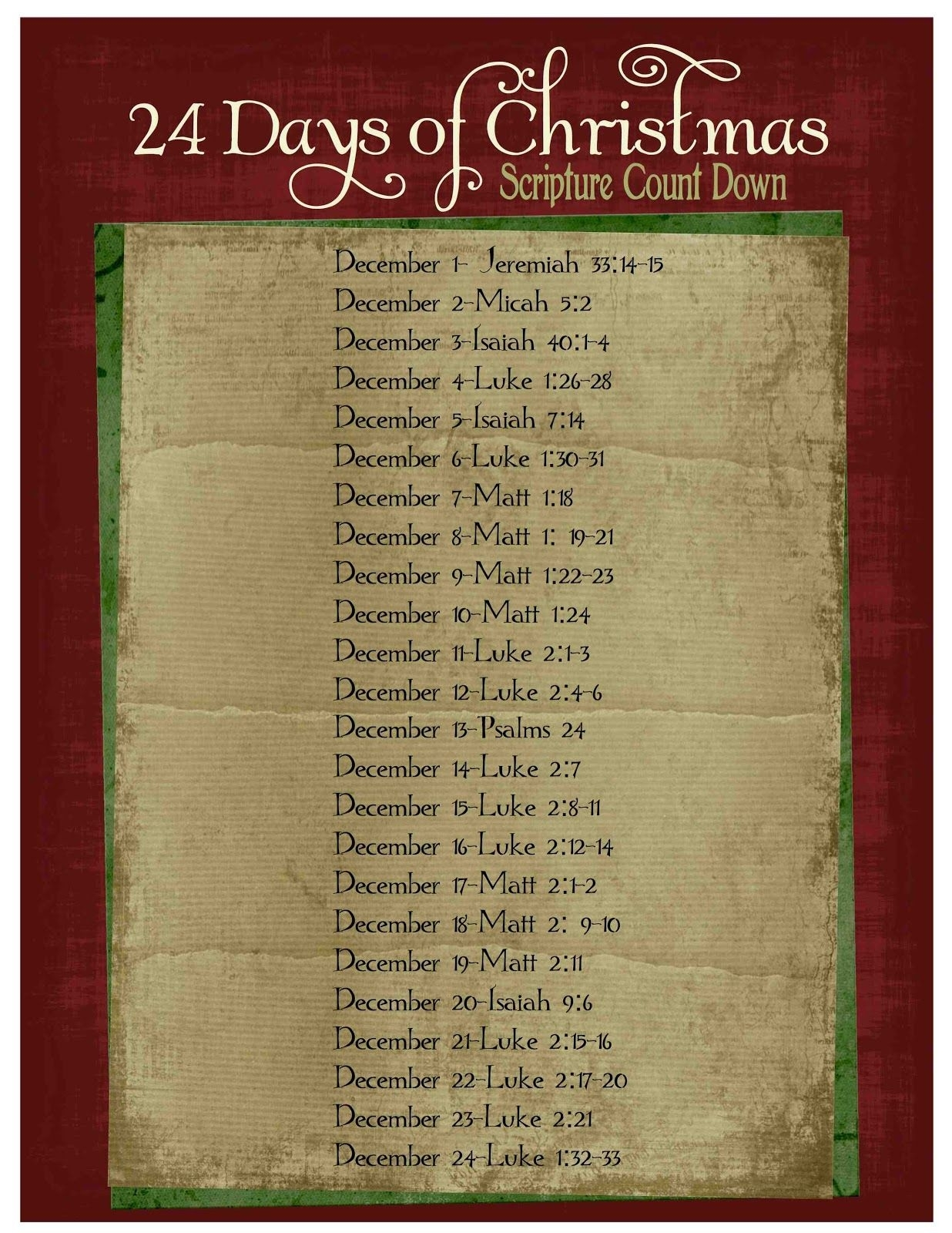 Pin On Gifts intended for Bible Verse Advent Calendar With Gift Ideas