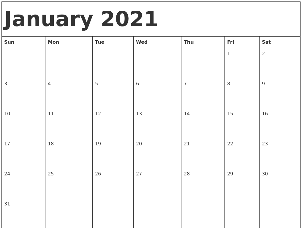 Pin On Photo Calendars throughout Individual Monthly Printable Calendars For 2020 And 2021