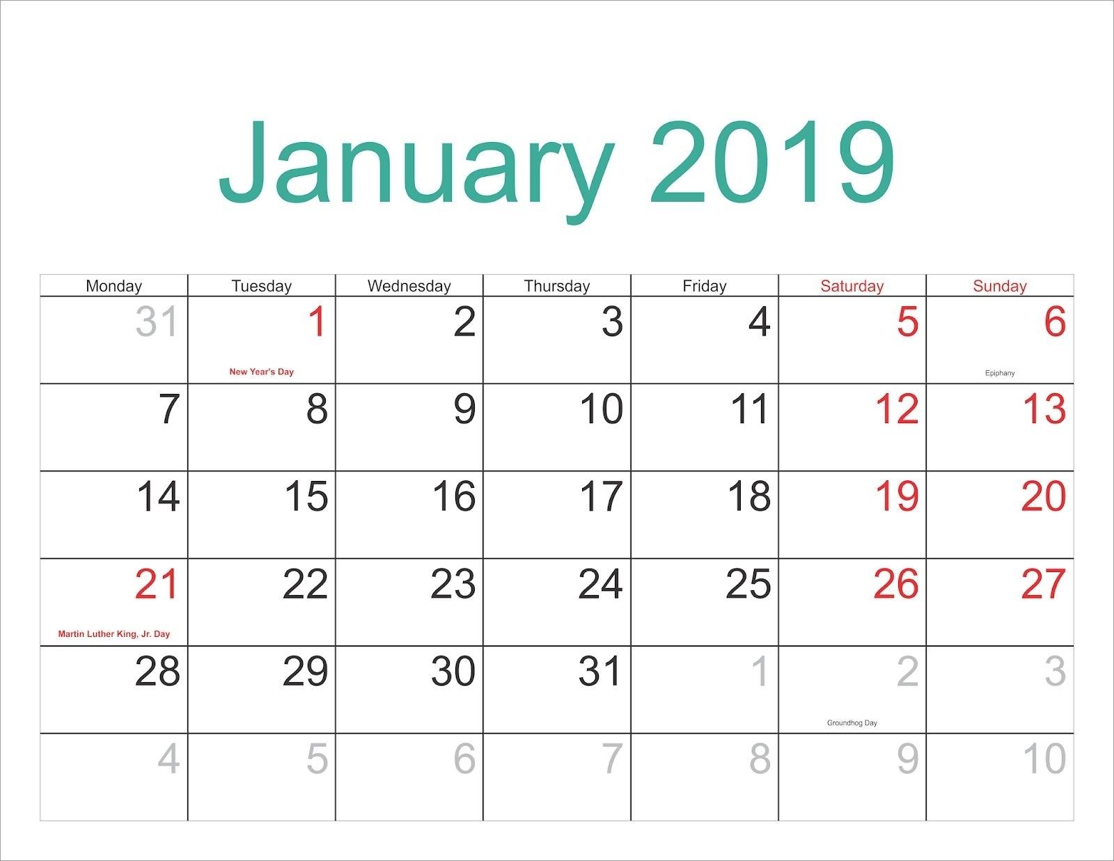 Printable Calendar No Download In 2020 | Holiday Calendar