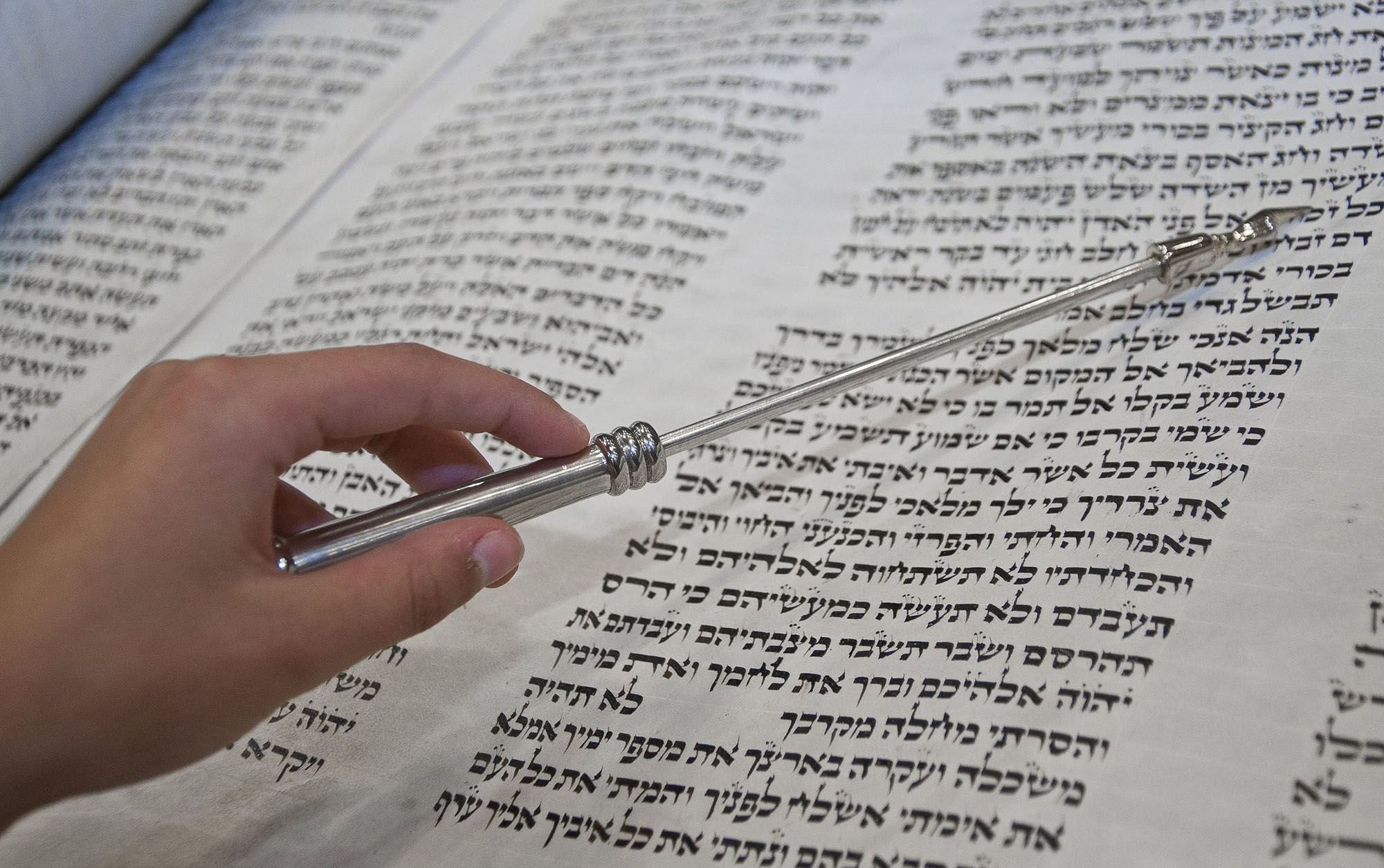 Rediscovering The Joys Of Torah Reading | Congregation Or Zarua