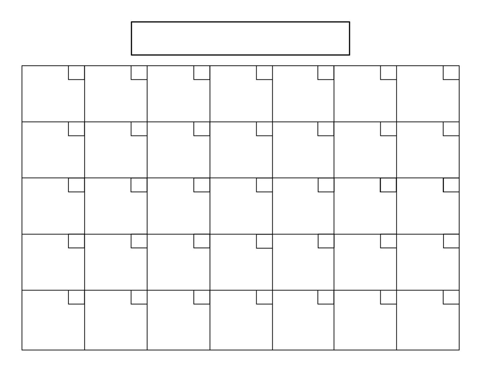 Remarkable 8.5 X 11 Calendar Print In 2020 | Print Calendar
