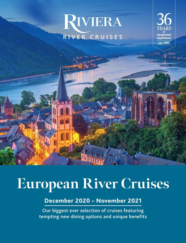 Riviera River Cruises November 2020 To November 2021