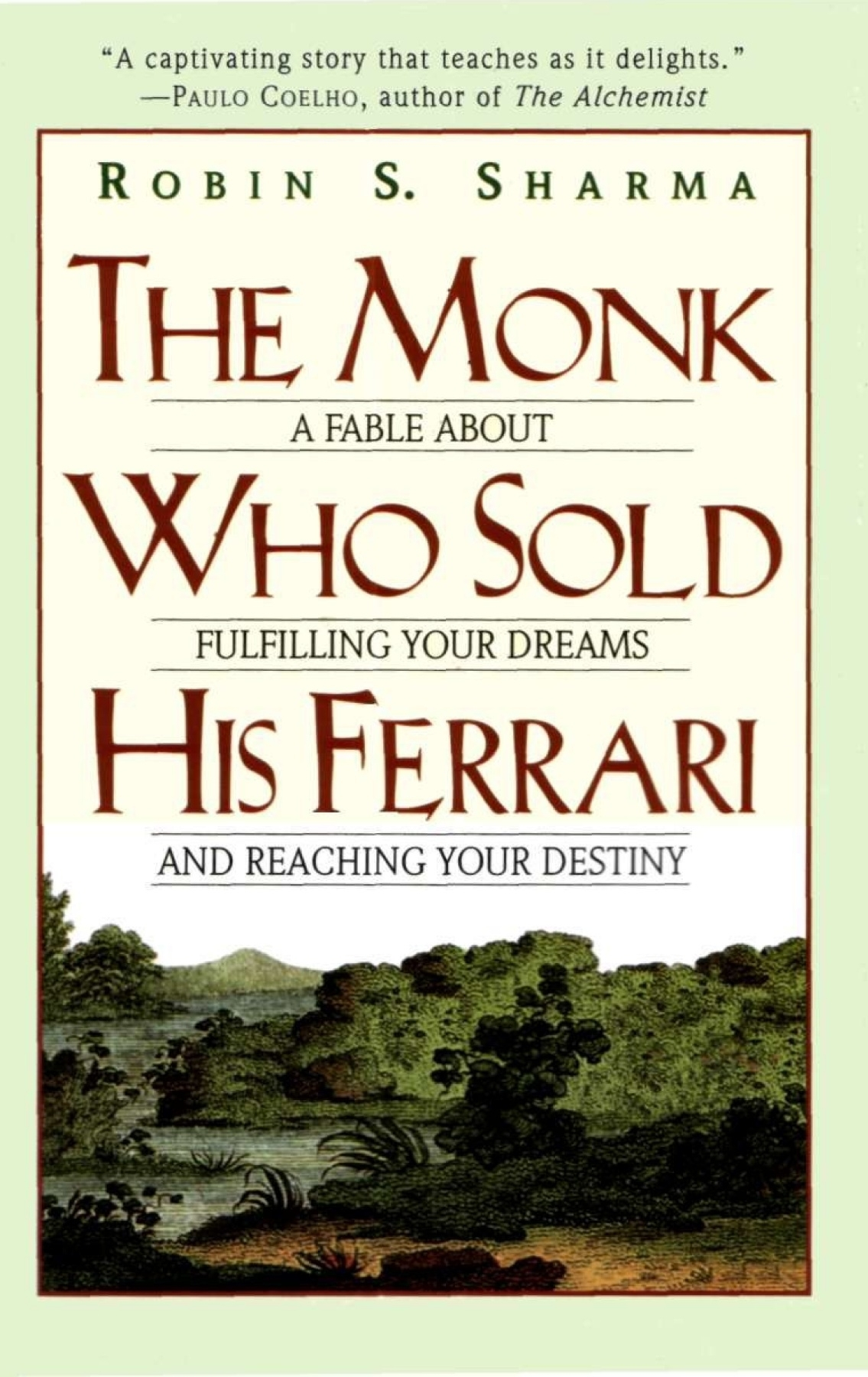 Robin Sharma - The Monk Who Sold His Ferrari Pages 51 - 100