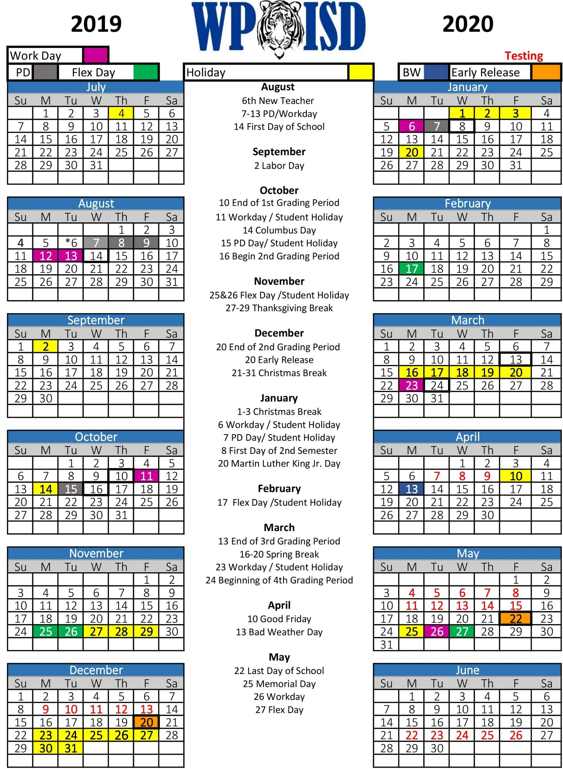 Scope And Sequence Template 2019/2020 School Year Second pertaining to 2019 Printable Weekly Nfl Schedule Pdf