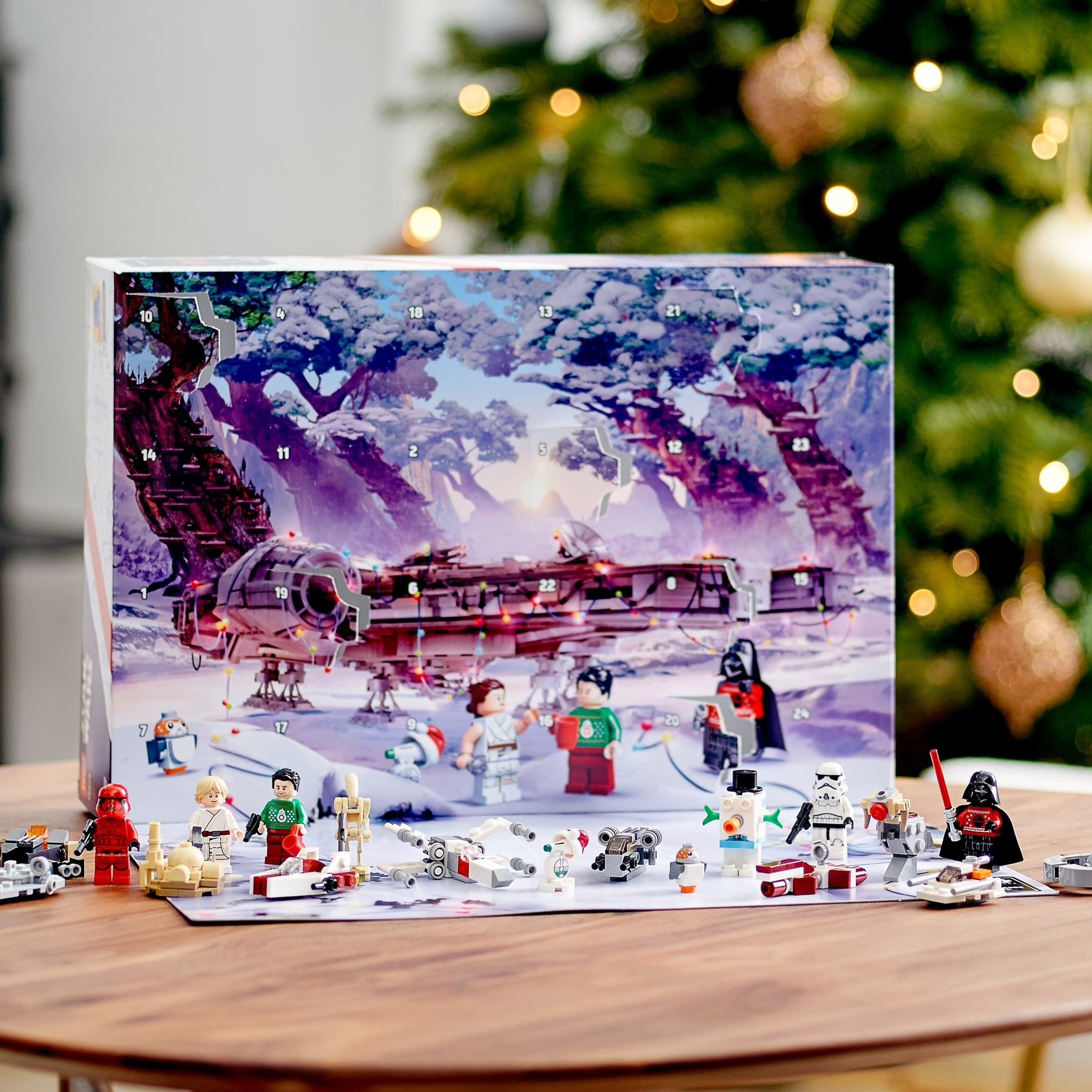 See And Shop The Lego Star Wars Advent Calendar For 2020