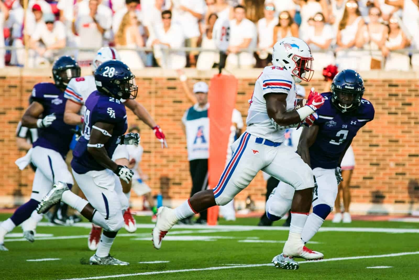 Smu To Host Stephen F. Austin In 2020 with Stephen F Austin Spring 2020