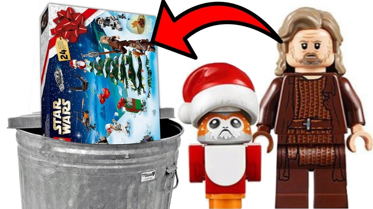The 2019 Lego Star Wars Advent Calendar Isn'T Trash? intended for Lego Star Wars Callendar 2019