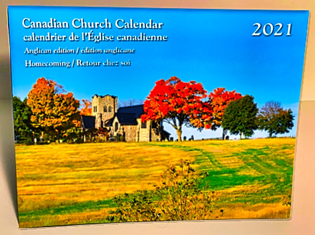The 2021 Canadian Church Calendar | Anglican Diocese Of Calgary