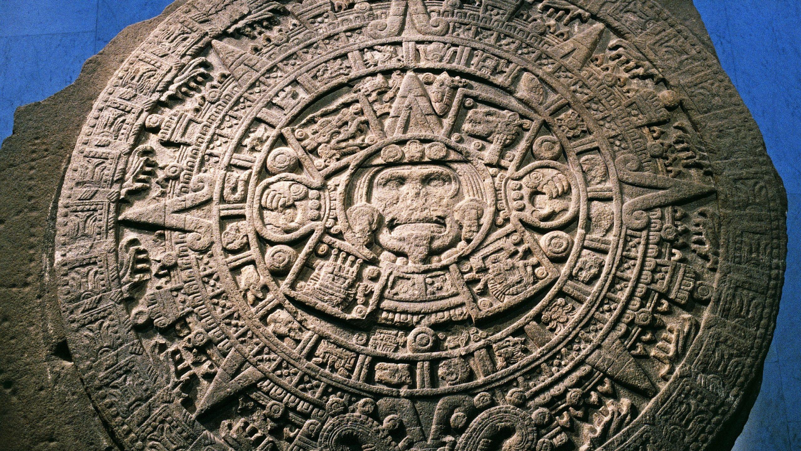 The Aztec Calendar Stone - Not A Calendar After All