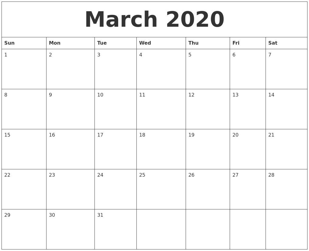 These Days, It Is Very Important To Help Make A Plan Before with regard to Word Church Events Calender For 2020