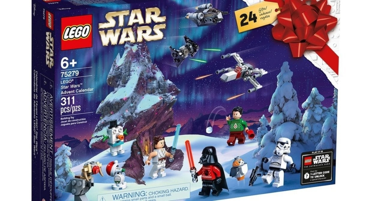 These Lego Sets Include Unlock Codes For Lego Star Wars: The
